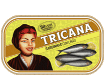 Portuguese Sardines with Lemon