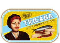 Sardine Filets in Spicy Olive Oil