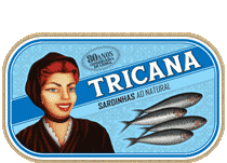 Portuguese Sardines in Water with Salt