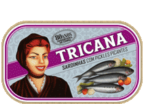 Portuguese Sardines with Spicy Pickles