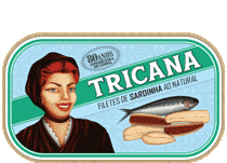 Sardine Filets in Water and Salt