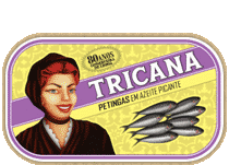 Small Portuguese Sardines in Spicy Oilve Oil