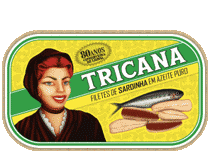Sardine Filets in Olive Oil