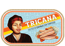 Filetes de Cavala com Temperos